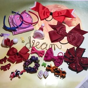 Other - Girls Fun Hair Accessory Lot